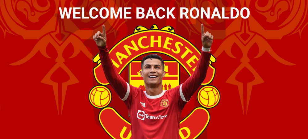 Ronaldo Place for Hero's Welcome at Old Trafford